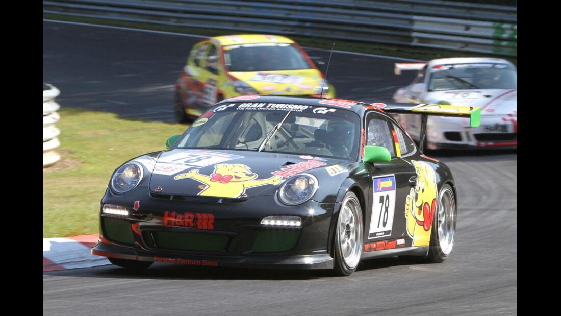 Startnummer #78, VLN, Langstreckenmeisterschaft Nürburgring, 2011