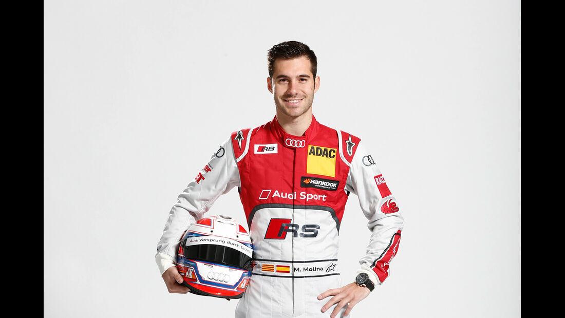 Startnummer 8 - Miguel Molina - Audi RS5 DTM - DTM 2014