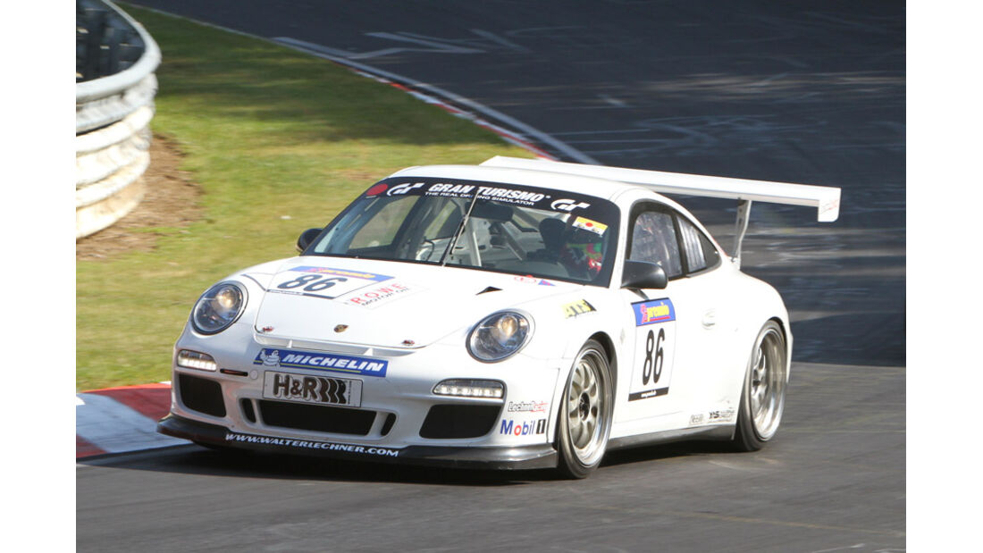 Startnummer #86, VLN, Langstreckenmeisterschaft Nürburgring, 2011