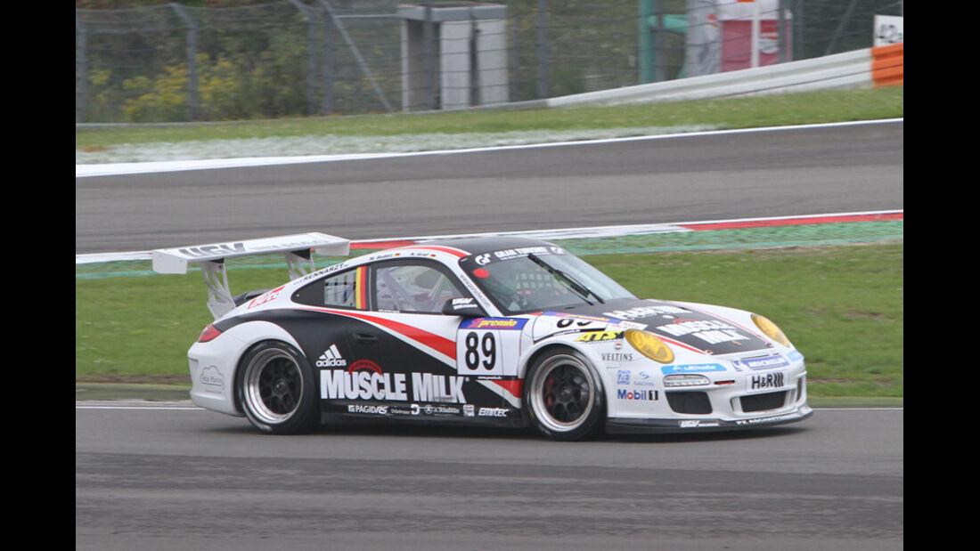 Startnummer #89, VLN, Langstreckenmeisterschaft Nürburgring, 2011