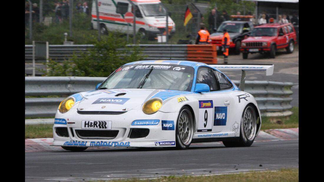 Startnummer #9, VLN, Langstreckenmeisterschaft Nürburgring, 2011