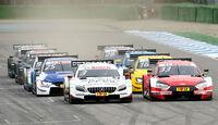 Startübung - DTM-Autos 2018