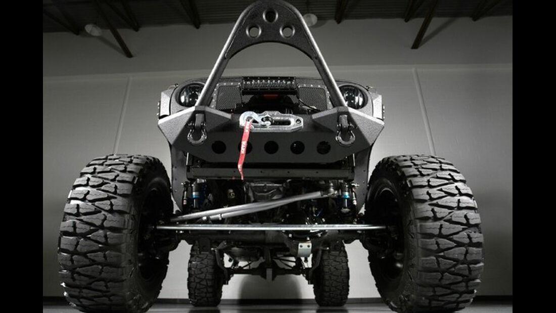 Starwood Jeep Wrangler Full Metal Jacket: Geschoss in ...