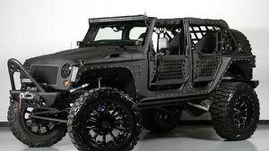 Starwood Jeep Wrangler Full Metal Jacket