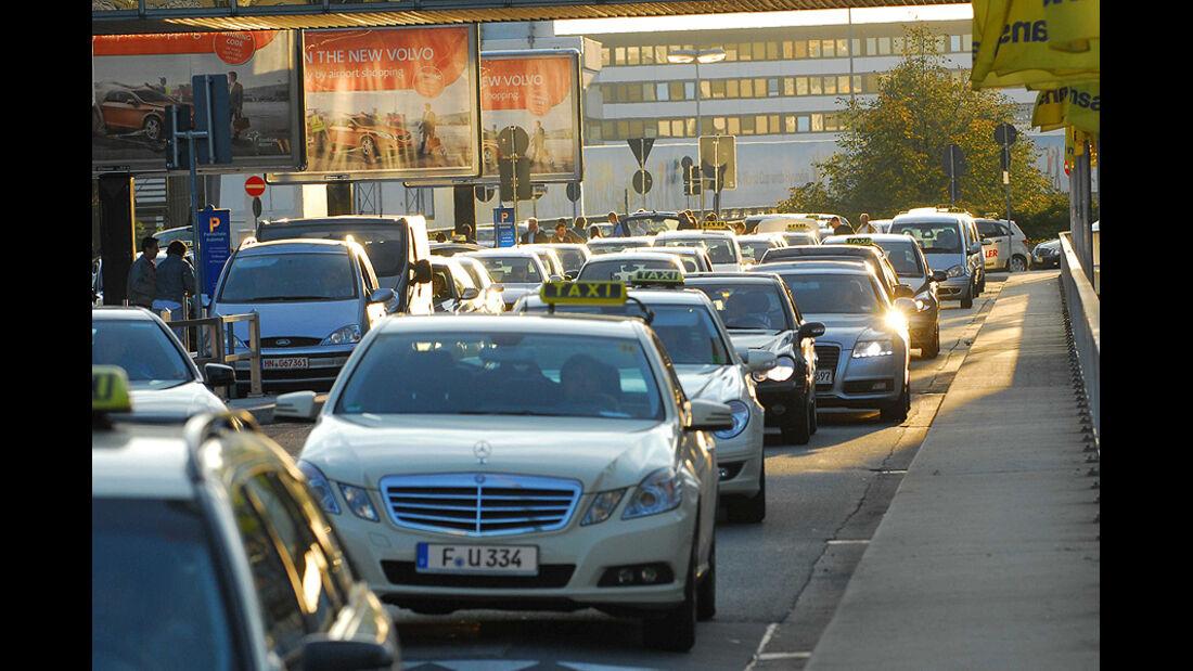 Stau, Verkehrsstau
