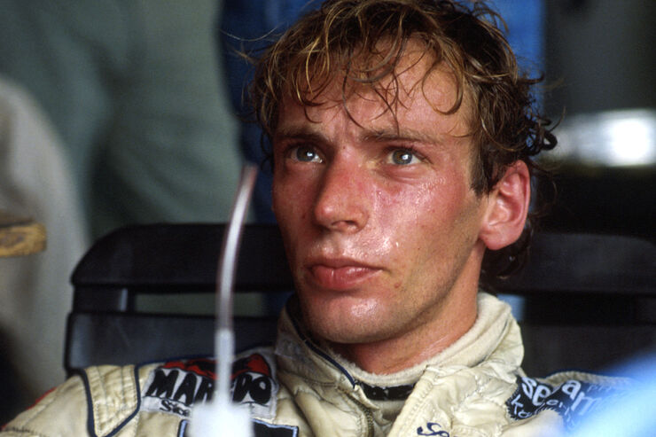 Stefan Bellof - 1984 - GP Holland