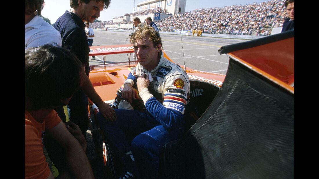 Stefan Bellof - 1984 - Norisring