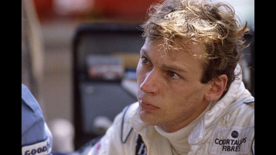 Stefan Bellof - GP Monaco 1985