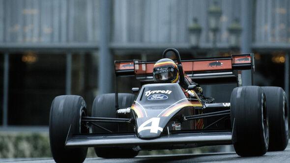 Stefan Bellof - Tyrrell-Ford 012 - GP Monaco 1984