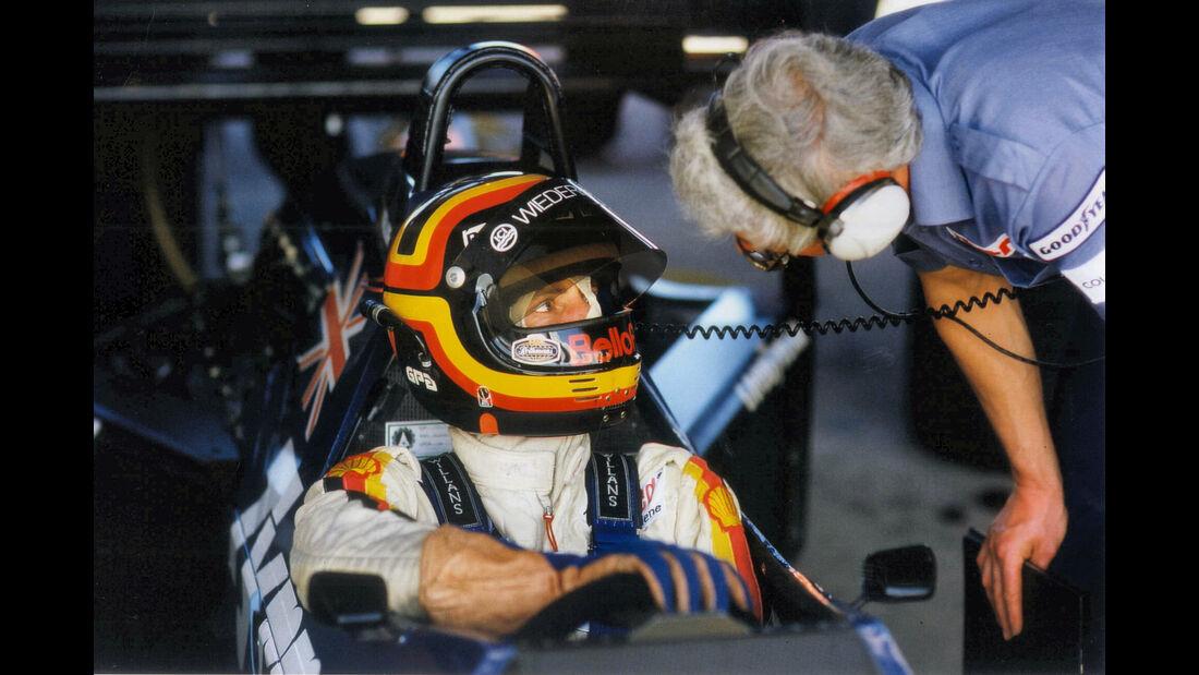 Stefan Bellof - Tyrrell - GP Brasilien 1984