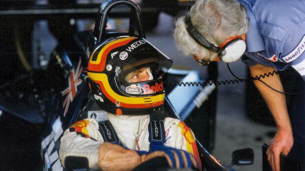Stefan Belov-Terrell - GP Brasilien 1984