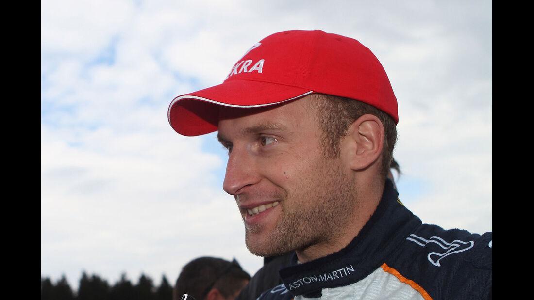 Stefan Mücke Portrait
