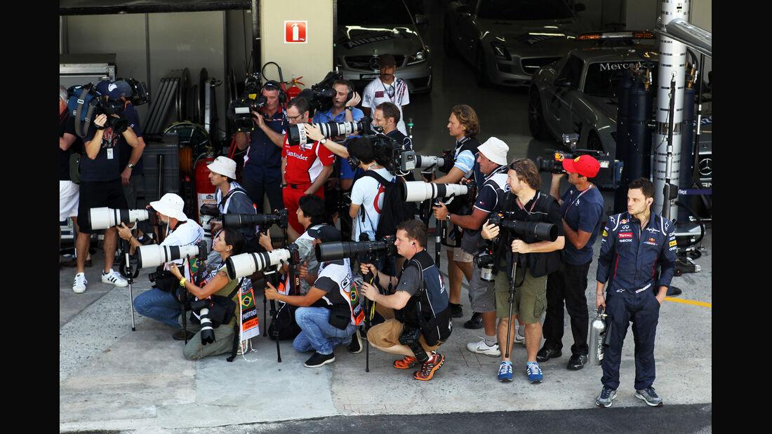 Stefano Domenicali - Ferrari - Formel 1 - GP Brasilien - Sao Paulo - 23. November 2012