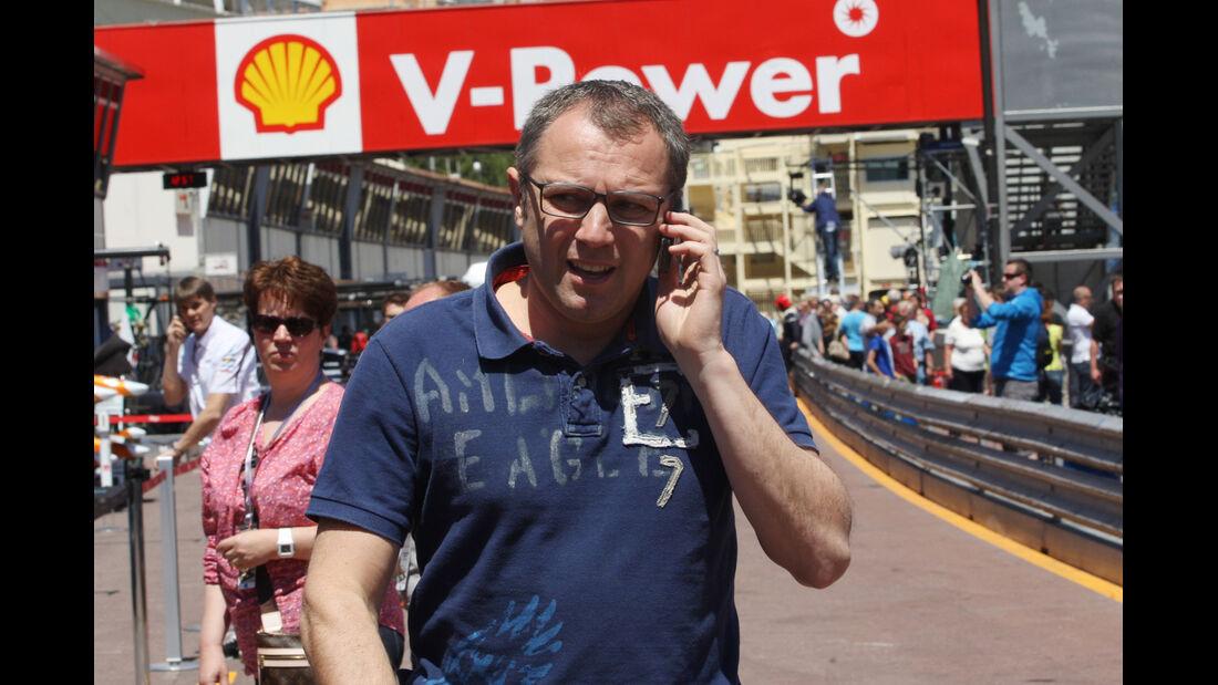 Stefano Domenicali - Ferrari - Formel 1 - GP Monaco - 22. Mai 2013