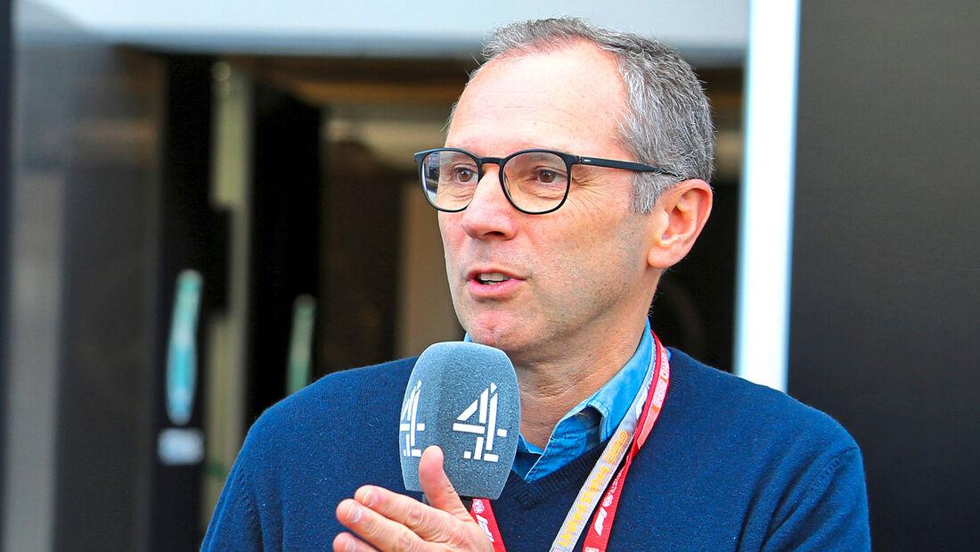 Stefano Domenicali - Formel 1