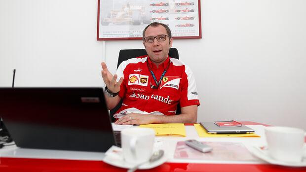 Stefano Domenicalo - Formel 1 - 2013