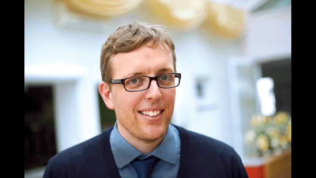 Steffen Bots, Ölcheck, Technik-Leiter