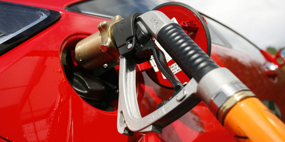 Steinmetz Opel Astra P.Gasus mit Flüssiggasantrieb 09