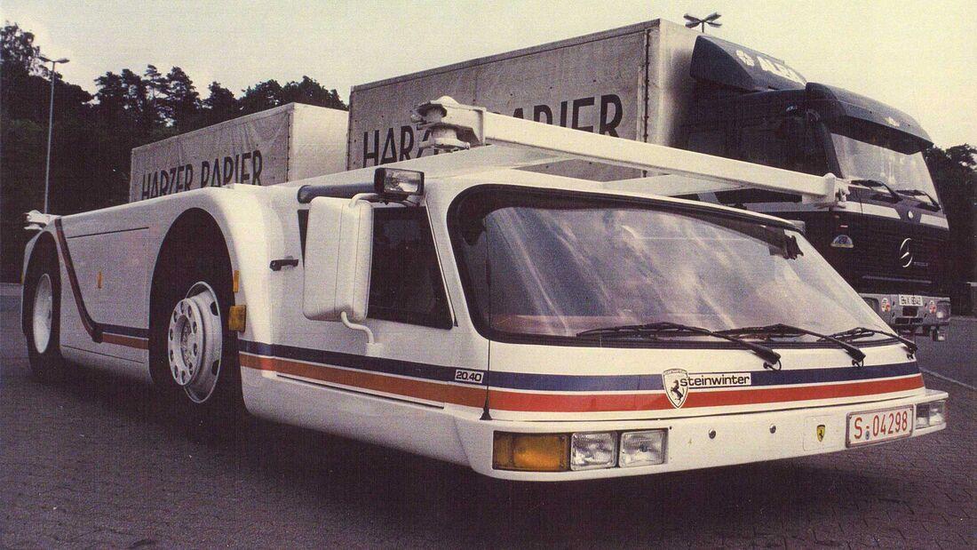 Steinwinter Cab Under