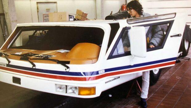Steinwinter Cab Under 1983