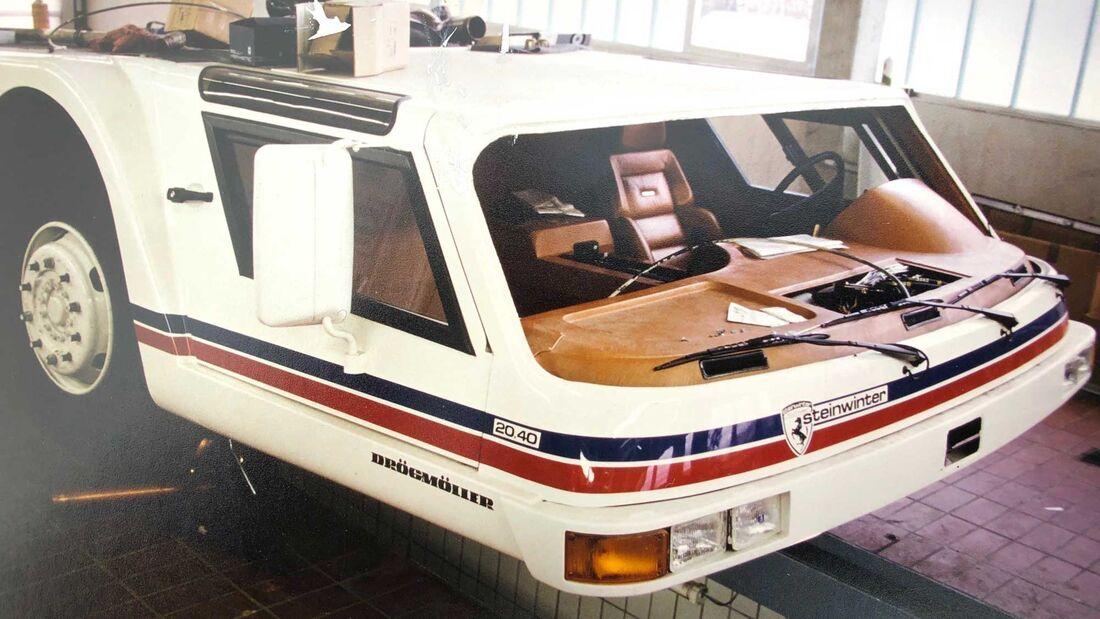 Steinwinter Cab Under 1983 Prototyp Drögmöller