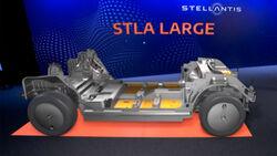 Stellantis Plattformen