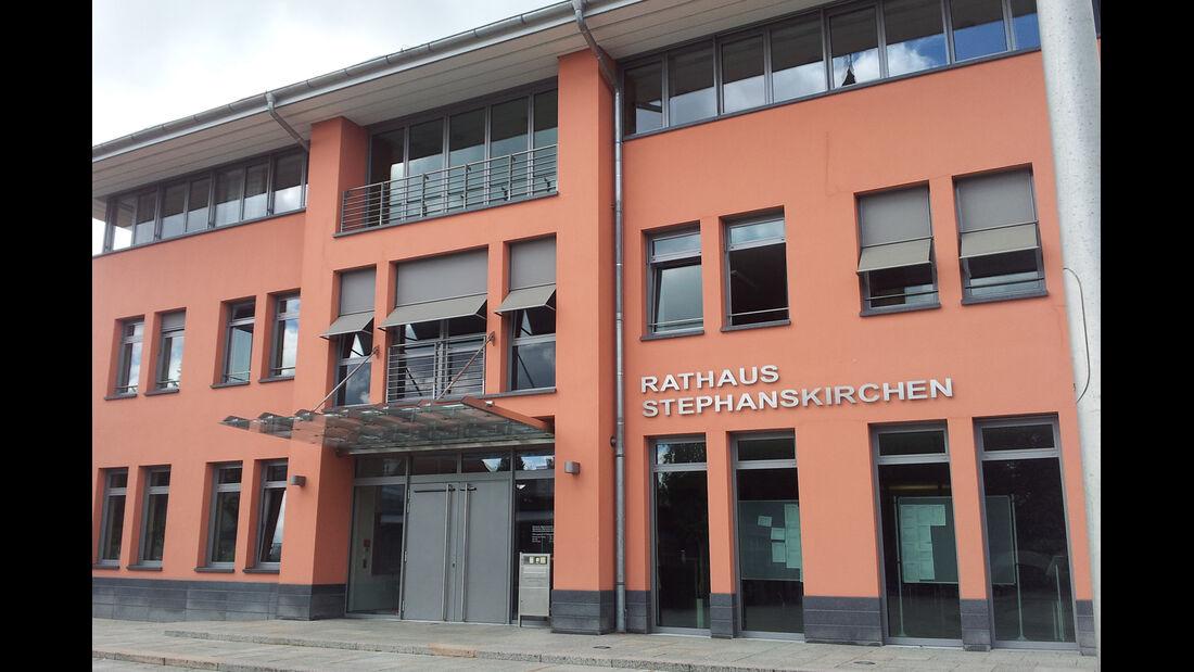 Stephanskirchen, Rathaus
