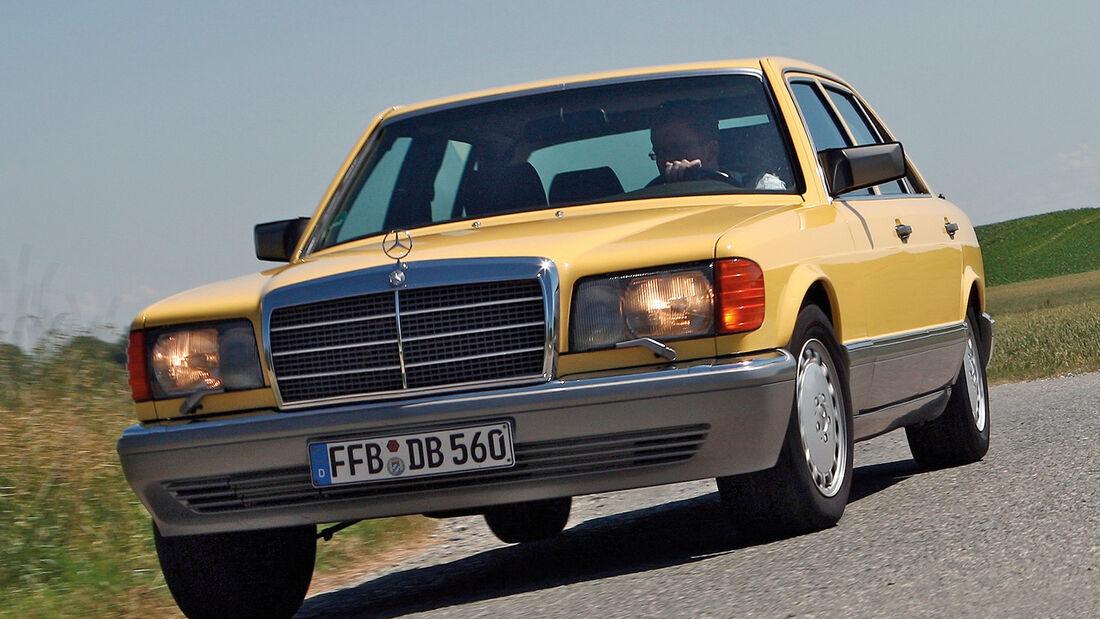 Steuergeräte, Mercedes