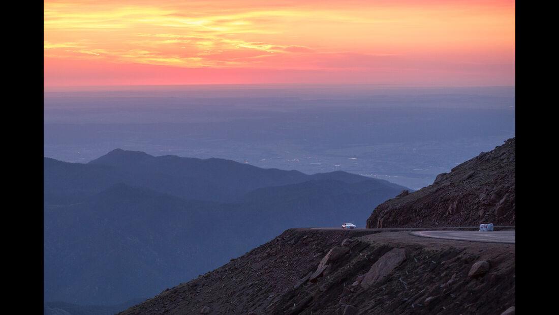 Steve Goeglein - 2002 Chevy Camaro - Pikes Peak International Hillclimb 2016