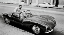 Steve Mc Queen, Jaguar XK SS