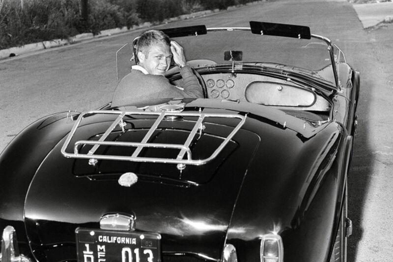 Steve Mc Queen, Shelby Cobra