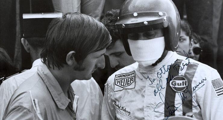 Steve McQueen, Otto Heeß