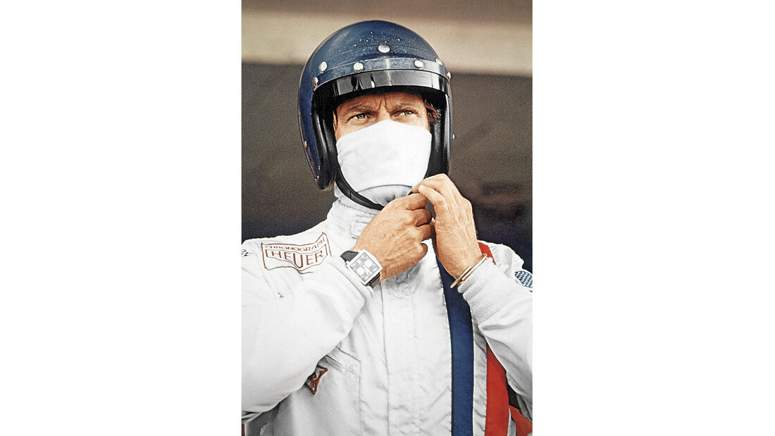 Steve McQueen, TAG Heuer Monaco