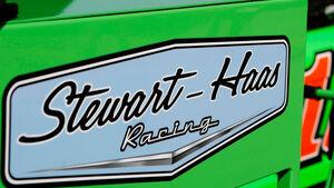 Stewart-Haas Racing Logo - Nascar