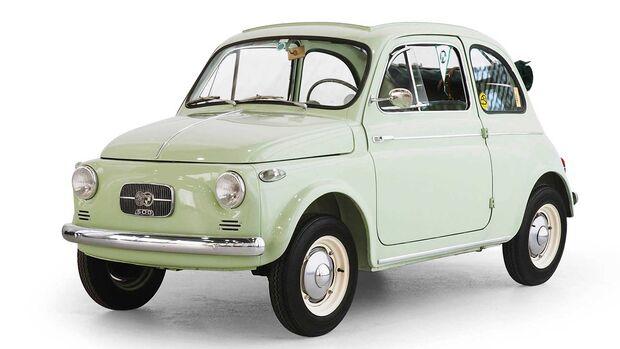 Steyr-Puch 500 (1958)