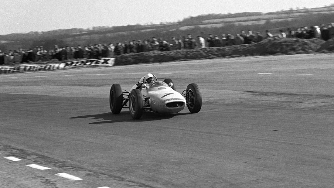 Stirling Moss - 1962 - Goodwood Historie