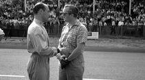 Stirling Moss - Colin Chapman - GP Niederlande 1960 - Zandvoort