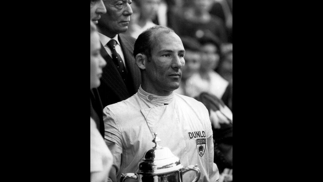 Stirling Moss - Formel 1 - GP Monaco 1960