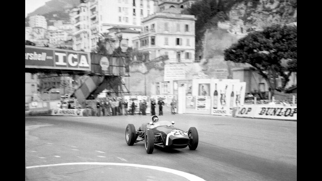 Stirling Moss - Lotus 18 - GP Monaco 1960