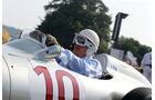 Stirling Moss - Mercedes W196 - Goodwood 2013