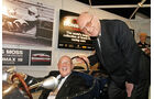 Stirling Moss, Tom Wheatcroft, Casitalia Grand Prix 1947/48