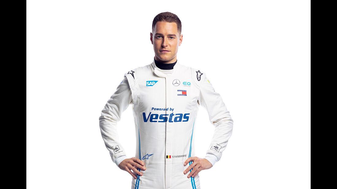 Stoffel Vandoorne - Formel E - 2019