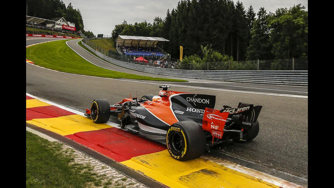 Stoffel Vandoorne - GP Belgien 2017