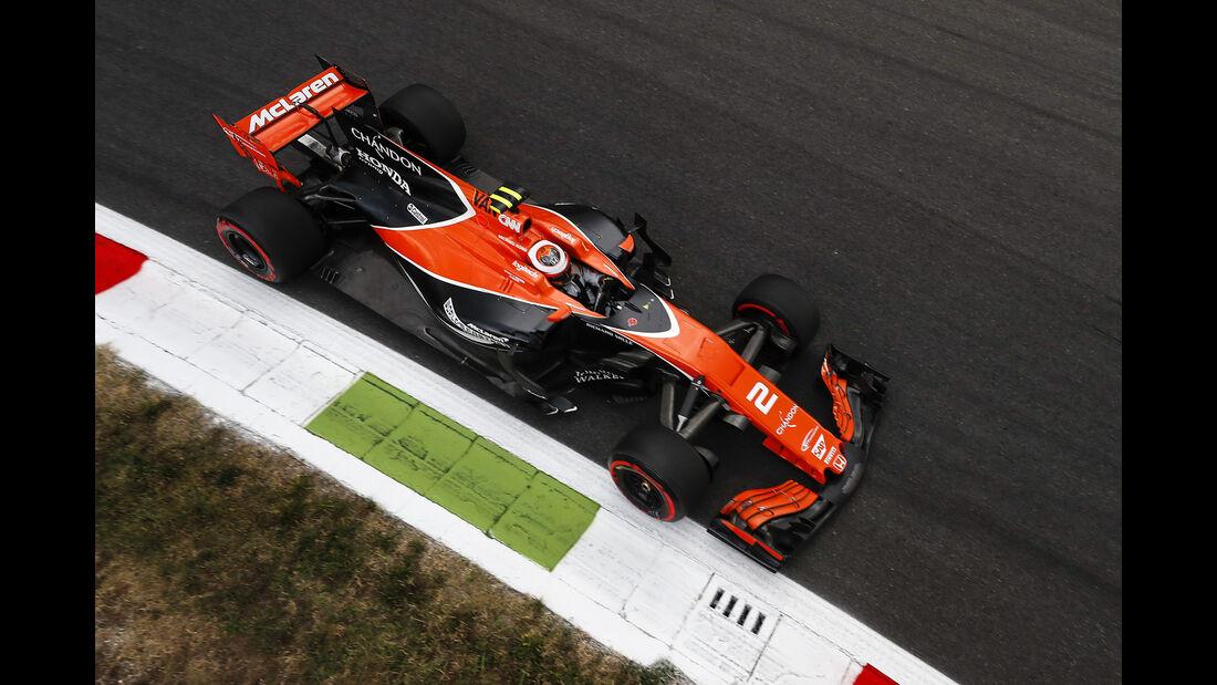 Stoffel Vandoorne - GP Italien 2017