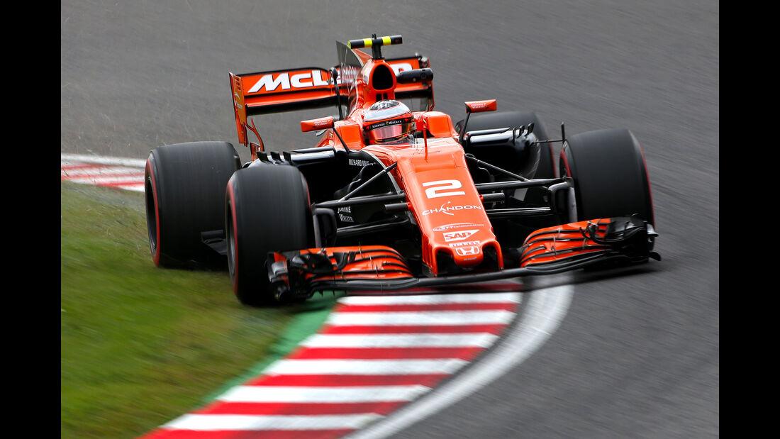 Stoffel Vandoorne - GP Japan 2017