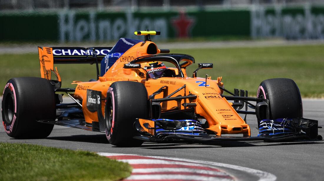 Stoffel Vandoorne - GP Kanada 2018
