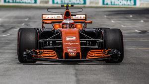 Stoffel Vandoorne - GP Malaysia 2017