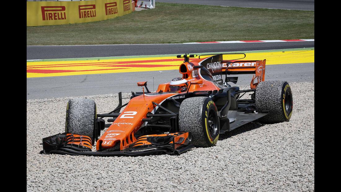 Stoffel Vandoorne - GP Spanien - Formel 1 - 2017