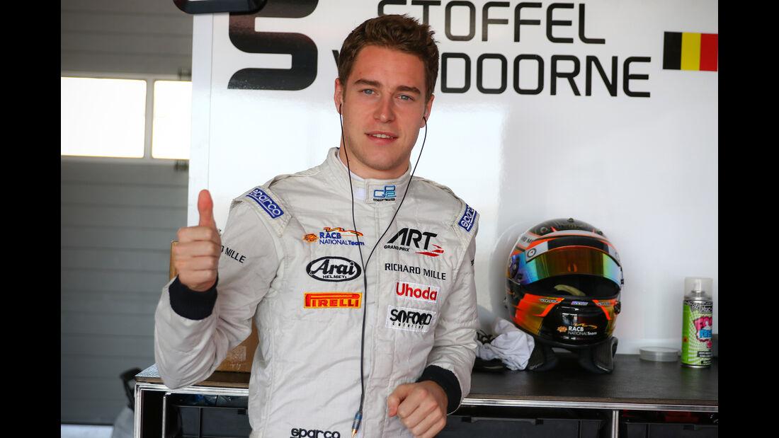 Stoffel Vandoorne - Karrierebilder