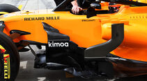 Stoffel Vandoorne - McLaren - Formel 1 - GP Bahrain - Training - 6. April 2018